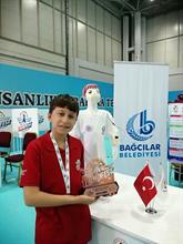 Enderunlu Kerem, TEKNOFEST'ten Ödülle Döndü