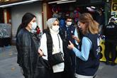 Pandemi Sürecinde Bağcılar Zabıtadan Denetim Rekoru