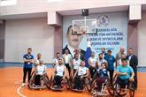 Engelli Basketçiler Sahaya İndi