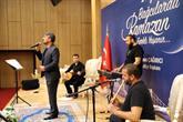 Eşref Ziya Terzi'den Tasavvuf Müziği Ziyafeti