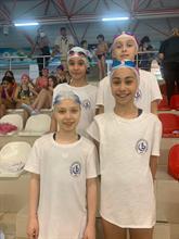 Bağcılarlı Minik Yüzücüler 20 Madalyayla Şov Yaptı