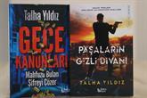 Talha Yıldız'ın İkinci Romanı Çıktı: Gece Kanunları