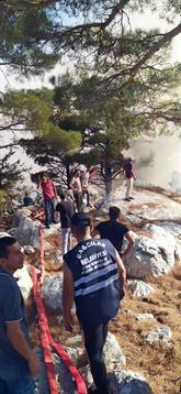 Bağcılar Belediyesi'nden Orman Yangını İçin Yardım Seferberliği