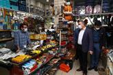 Lokman Çağırıcı Esnafı Ziyaret Etti, Pahalılığın Nedenini Sordu