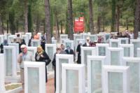 12 bin kişi Çanakkale Şehitliği'ni gezdi