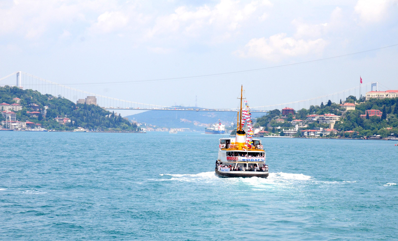 İstanbul'da nerede kalınır - İstanbul Boğazı